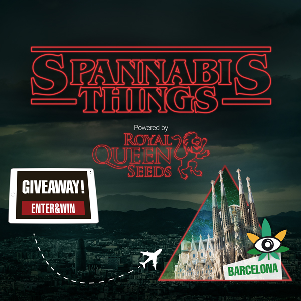 SPANNABIS THINGS SORTEO