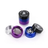 Molinillo metálico de color (4 piezas)