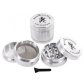 Molinillo en metal (4 piezas)