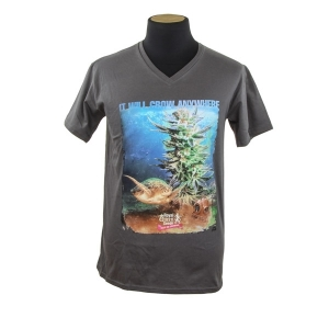 Royal Queen Seeds T-shirt Tortuga