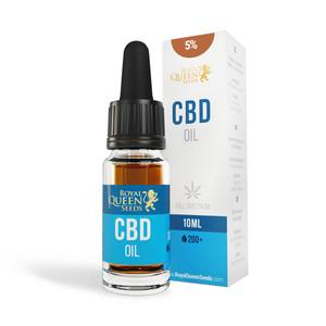 Aceite de CBD 5% (500mg)