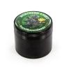 RQS Grinder Metálico Negro con Planta