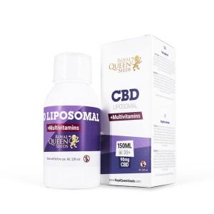 Multivitamínico liposomal con CBD