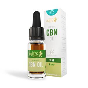 Aceite de CBN 2,5% y CBD 2,5%