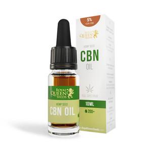 Aceite de CBN 5% y CBD 2,5%