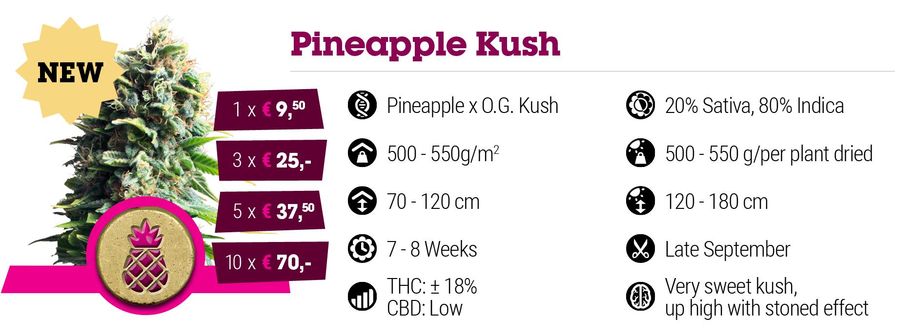 Pinapple Kush