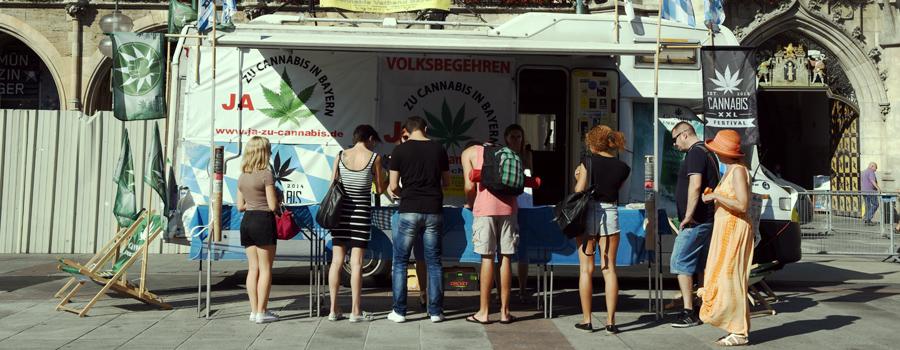 Legalización del cannabis Alemania