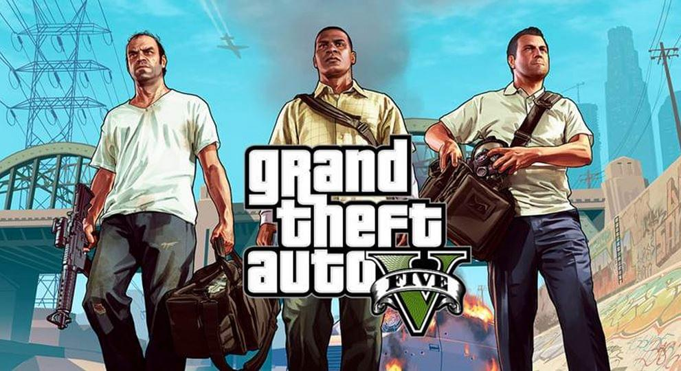 Grand Theft Auto Five Cannabis Game