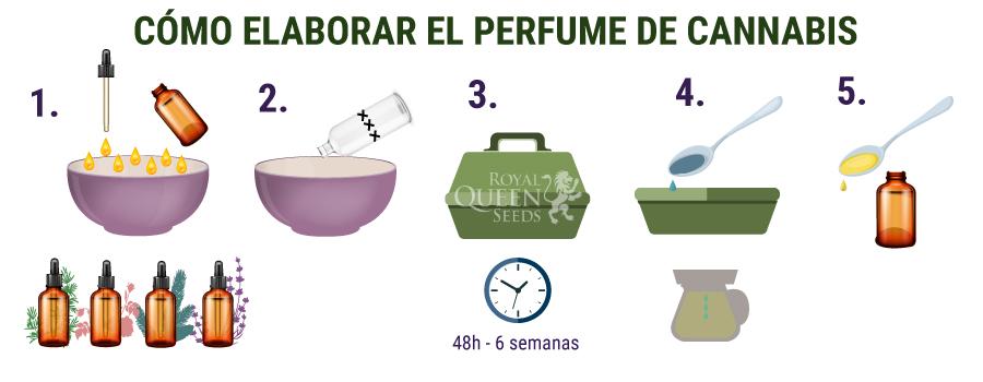 Cómo Elaborar El Perfum de Cannabis