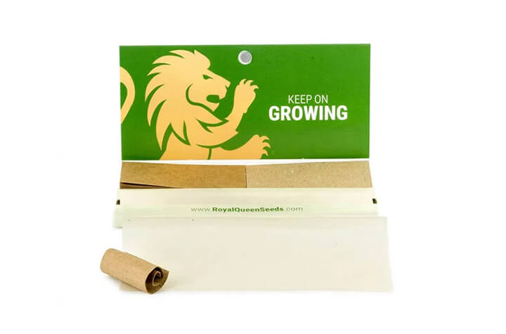 RQS Hemp Rolling Papers