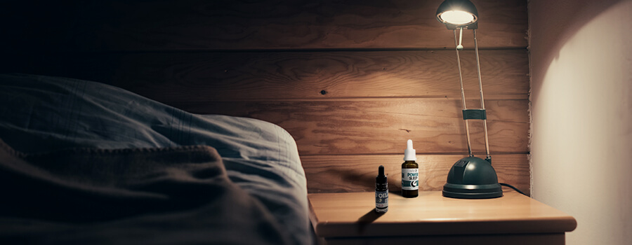 Power Sleep Y Aceite de Cbd