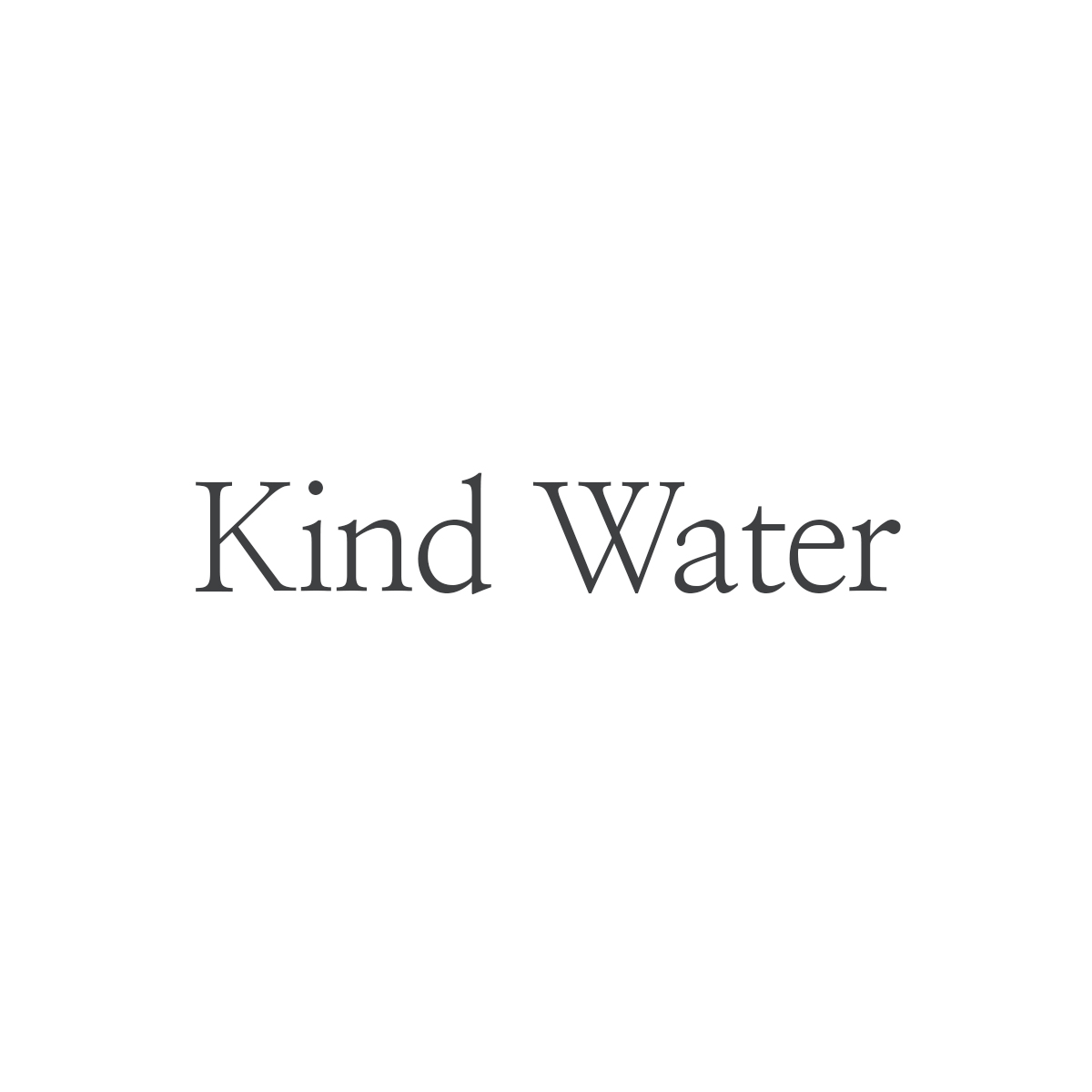 Kind Water