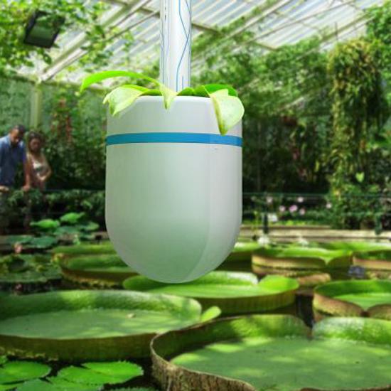 loop ahorrar agua invernadero