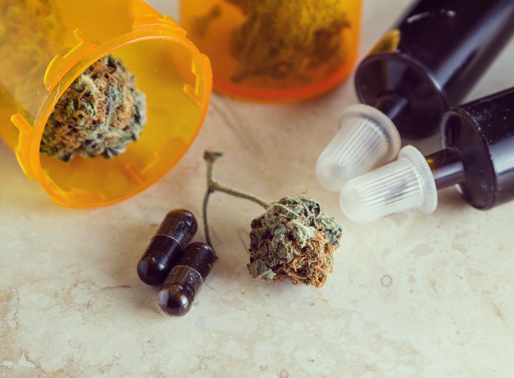 endocannabinoid system CBD irritable bowel