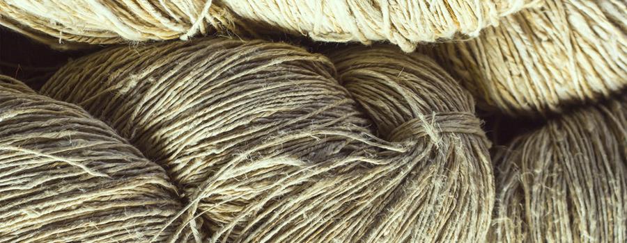 Cuerda de fibra de cáñamo