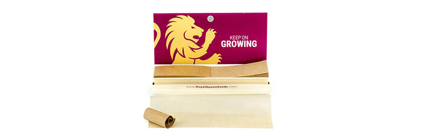 RQS Unbleached Rolling Papers
