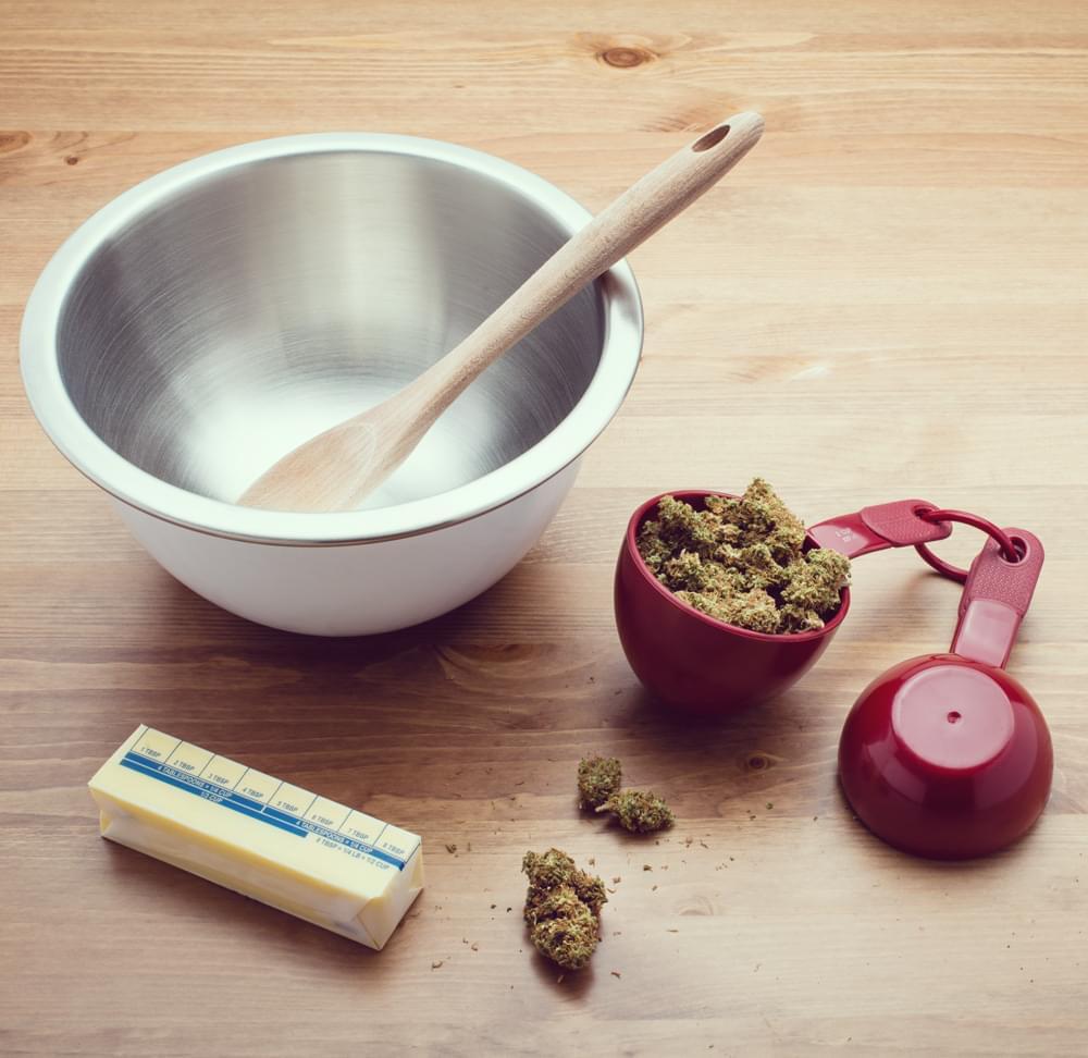 Cannabis infundido mayonesa saludable marihuana edibles receta