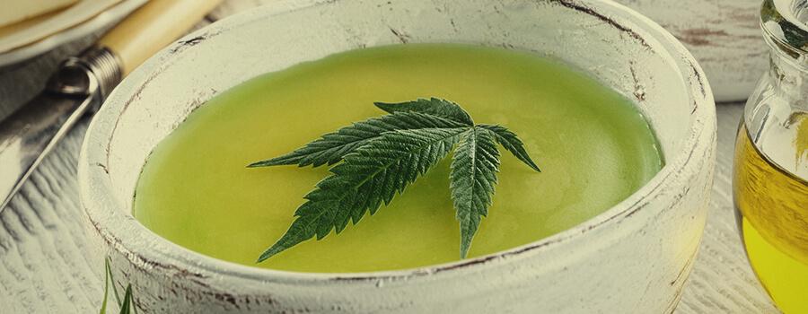 Cómo cocinar gofres de cannabis