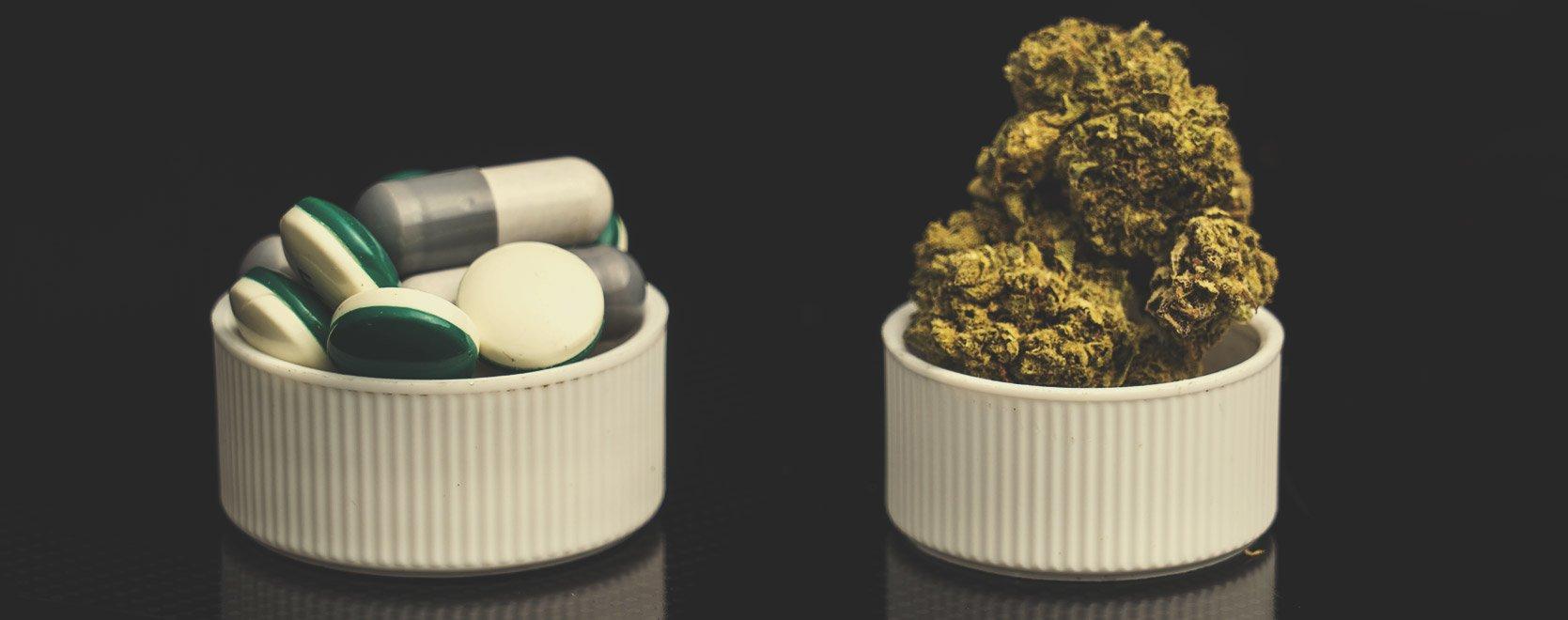 ¿Qué pasa si combinamos opioides y cannabis?