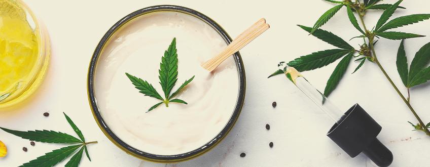 tinturas de marihuana