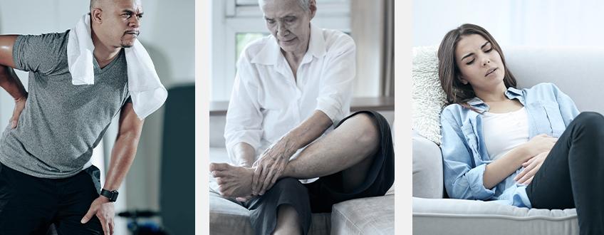 ¿Cómo actúa el CBD sobre el dolor?