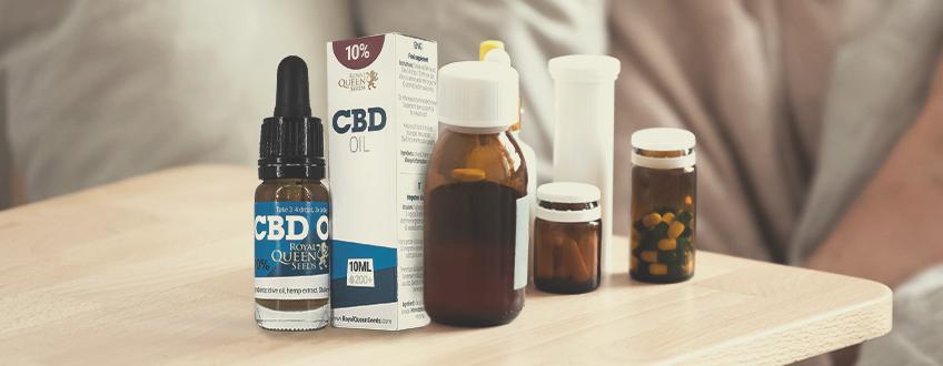CBD frente al ibuprofeno