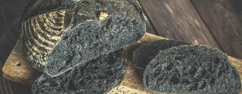 Charcoal Bread