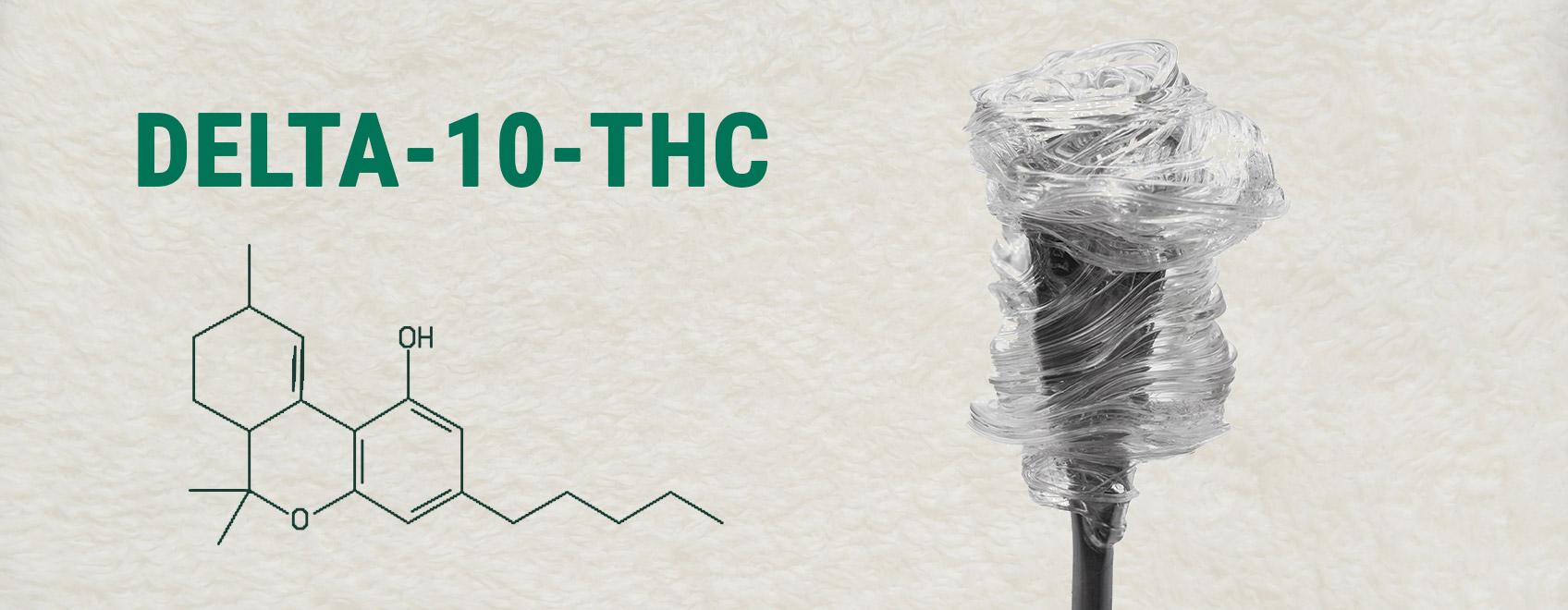 ¿Qué es el Delta-10-THC?