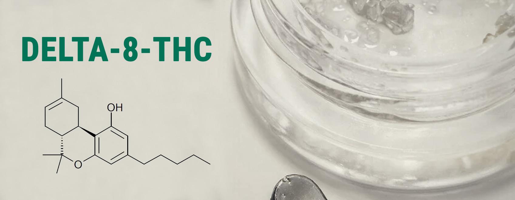 ¿Qué es el delta-8-THC?