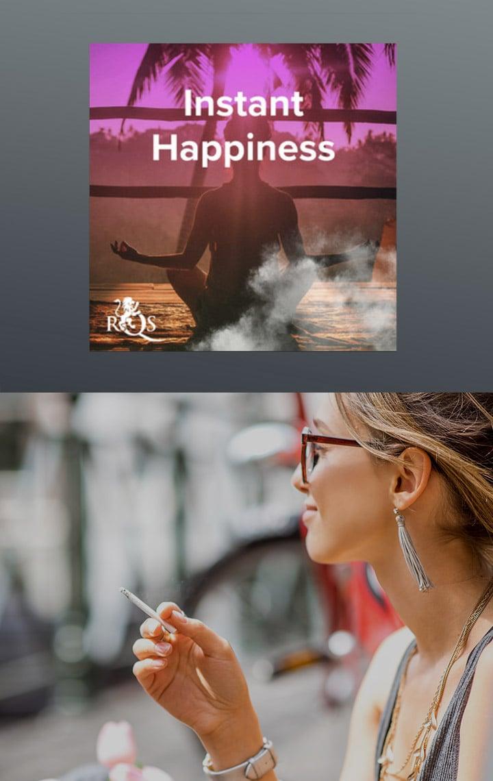 Felicidad/mejora del estado de ánimo