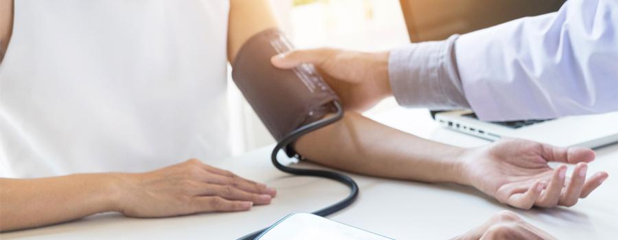 El cannabis reduce la hipertensión