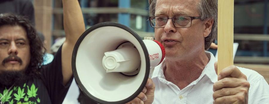 Norml activismo campañas política cannabis