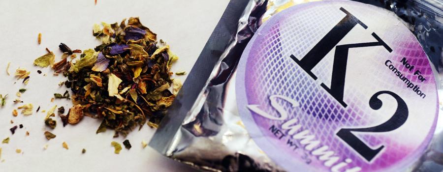 K2 cannabis sintético