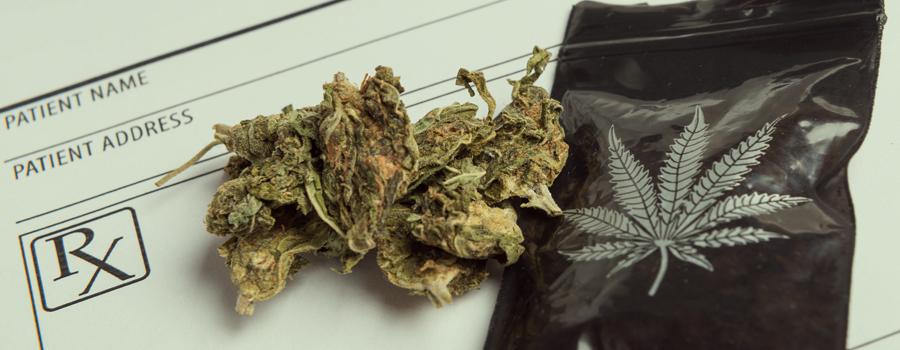 La ansiedad de la marihuana medicinal
