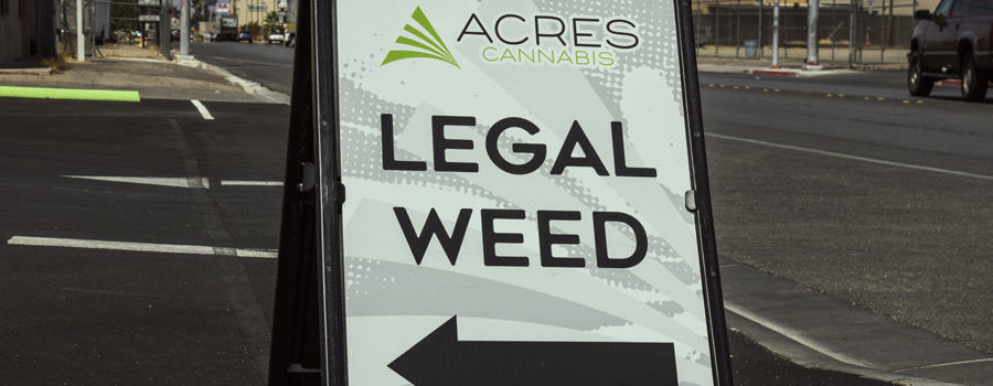 Dispensario legal cannabis Las Vegas