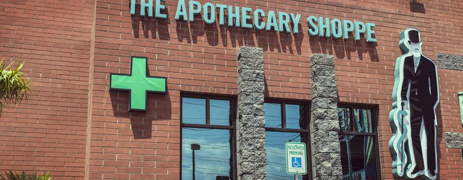 Nevada Apothecary Shop