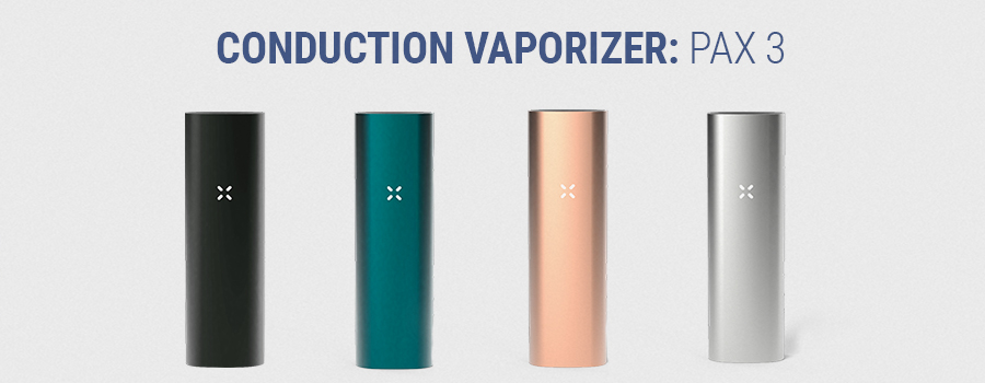 CONDUCTION VAPORIZER