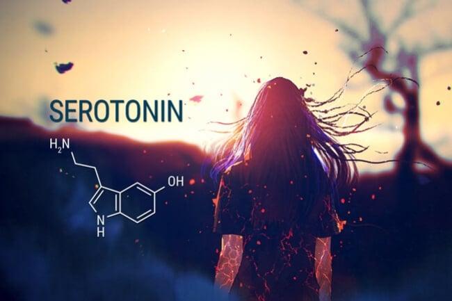 la dieta de poder de la serotonina