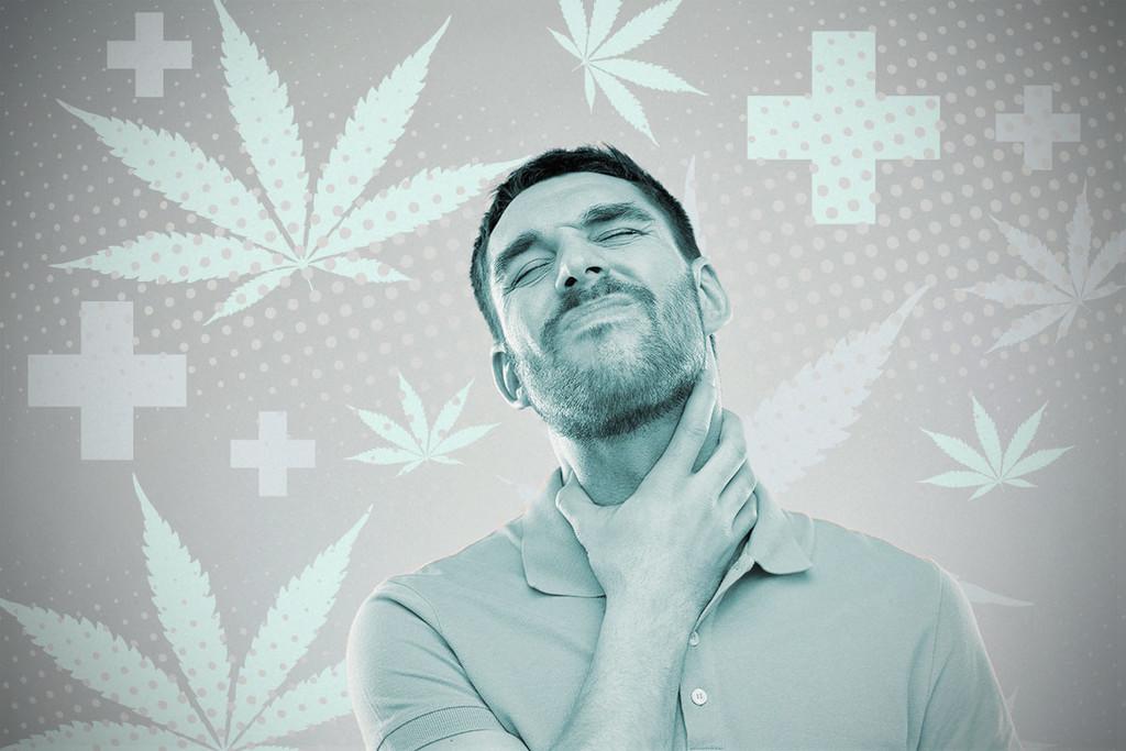 irritacion garganta por dejar fumar