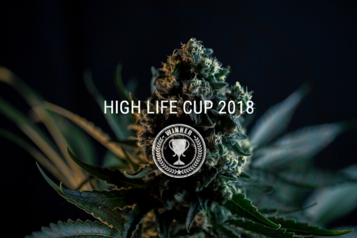 Royal Queen Seeds se trae dos premios de la Highlife Cup 2018