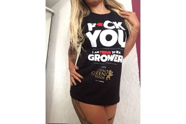 Camiseta Proud Grower